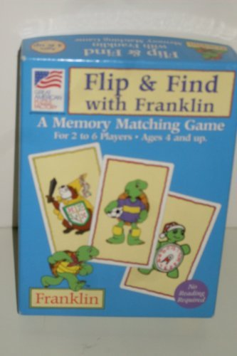 Flip & Find with Franklin- A Memory Matching Game - 1
