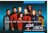 Star Trek The Next Generation Complete Trading Card Set (CT-120)