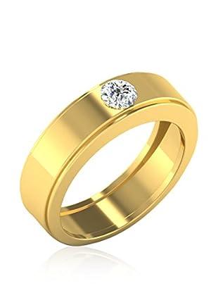 Friendly Diamonds Anillo FDR7698Y (Oro Amarillo)