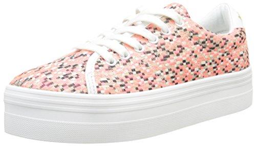 no-name-plato-sneakers-basses-femme-rose-square-pink-39-eu