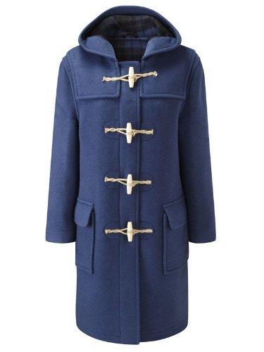 Original Montgomery Womens Wooden Toggles Duffle Coat | womens
