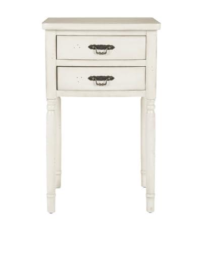 Safavieh Marilyn End Table, White