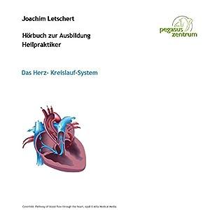 Hörbuch zur Ausbildung für Heilpraktiker: Das Herz-Kreislauf-System Hörbuch