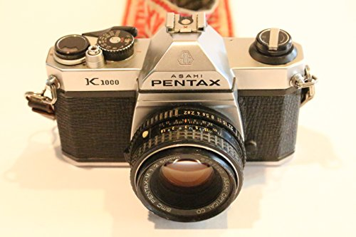 Pentax K1000 Camera with Photo