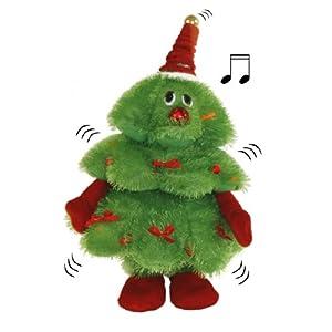 Der tanzende weihnachtsbaum der baum der tanzt mit viel for Geschenktrends shop
