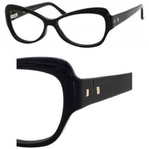 Yves Saint Laurent Eyeglasses Yves Saint Laurent 6369 0807 Black