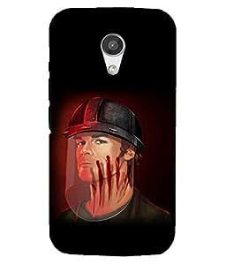 Astrode Printed Designer Back Case Cover For Motorola Moto G2 2nd Gen