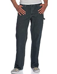 Lee Men's Dungarees Carpenter Jean, Quartz Stone, 42W x 30L