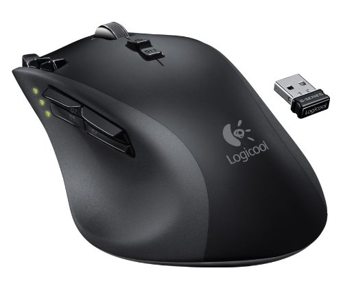 ロジクール Wireless Mouse G700