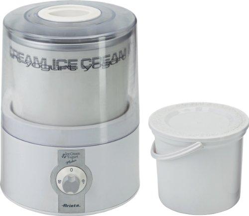 Ariete 00C063500AR0 Ice Cream & Yogurt Maker
