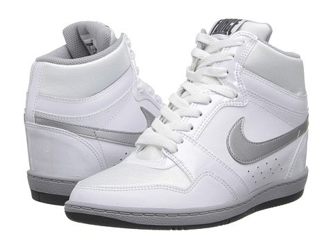 scarpe donna nike zeppa