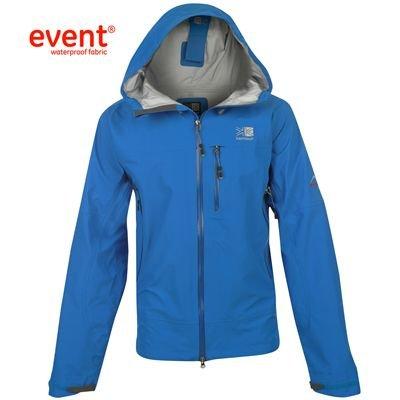 Karrimor Elite Alpiniste eVent Jacket Mens Electric Blue Extra Lge