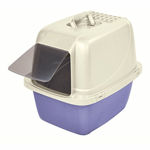 Litter Boxes With Lids