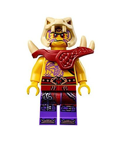 LEGO Ninjago Minifigure - Anacondrai General Zugu Warrior Ninja 70747 70749