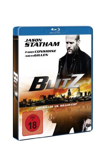 Без компромиссов / Blitz (2011) BDRip