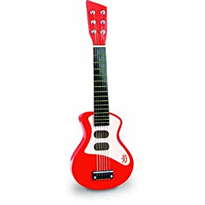Vilac Rock'n'roll Guitar (Red)