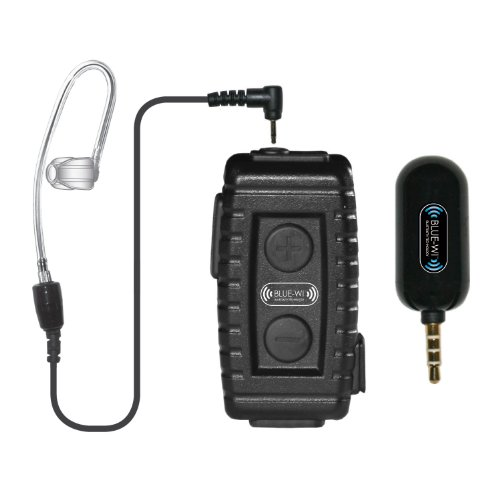 Blue-Wi Bw-Nt5000Cf Nighthawk Bluetooth Lapel Microphone