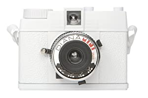 Lomography Mini 35mm Format Camera White