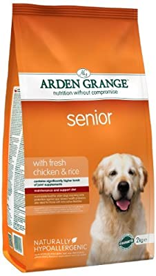 Arden Grange Senior Dog Food 2 Kg