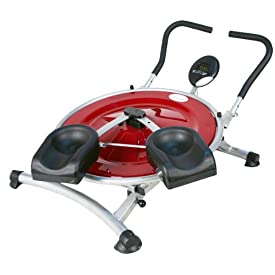 ABS Round Pro 2 Movements 3 Levels Effective Strengthening of Abdominal, Back and Leg Muscles