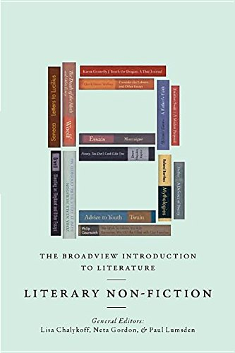 The Broadview Introduction to Literature: Literary Nonfiction