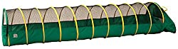 Pacific Play Tents 9X22 Diameter Institutional I See U Padded Tunnel w/Connecting Lip 20408 Camo