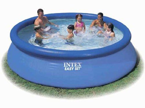 12 X 36 Intex Easy Set Swimming Pool B0028poli2 Pools Hot Tubs Supplies Appliances For Home