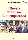 img - for Historia de Espana contemporanea (Manuales universitarios Rialp) (Spanish Edition) book / textbook / text book