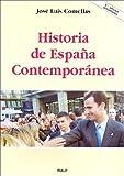 img - for Historia de Espana contemporanea (Manuales universitarios Rialp) (Spanish Edition) book / textbook / text book