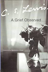 "Cover of ""A Grief Observed"""