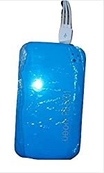 Ubon power bank 6000mAh-blue