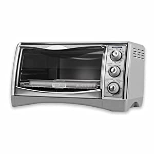 Black & Decker&#174 CTO4500S Perfect Broil&#8482 Convection Toaster Oven (Black & Decker CTO4500S Perfect Broil Convection Toaster Oven)