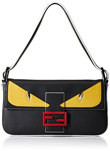 Fendi-Womens-Baguette-Nero-One-Size