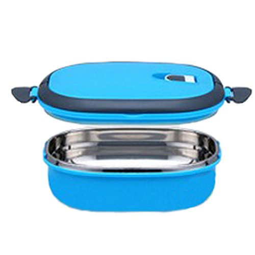 COFFLED Stainless Steel Bento Lunch Box,Premium Leak-proof Portable Food Storage Container,Perfect Super-easy-carrying Bento Box with Super for Students&Adults