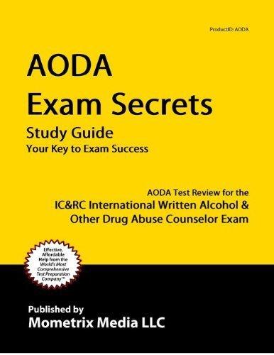 AODA Exam Secrets Study Guide: AODA Test ... - amazon.com