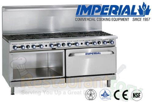 Imperial-Commercial-Restaurant-Range-72-With-12-Step-Up-Burner-OvenCabinet-Nat-Gas-Ir-12-Su-Xb
