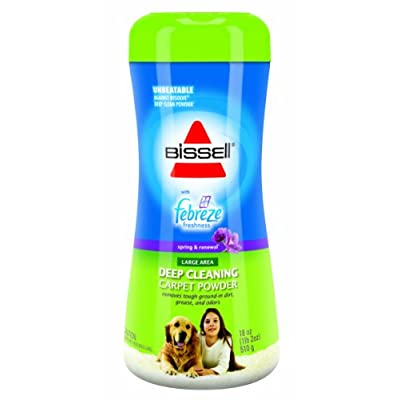 BISSELL with Febreze Freshness Carpet Cleaning Powder 18 ounces 70Q2