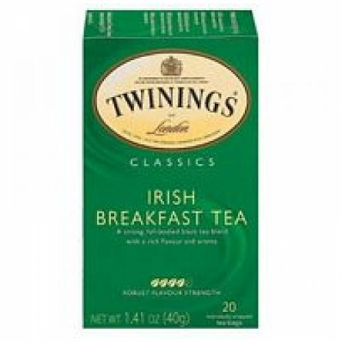 Twinings Irish Breakfast Tea ( 6X20 Bag)