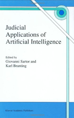 Judicial Applications of Artificial Intelligence