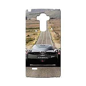 BLUEDIO Designer Printed Back case cover for LG G4 Stylus - G1770
