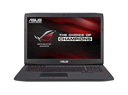 ASUS G751JL 17-Inch Gaming Laptop [2014 model]