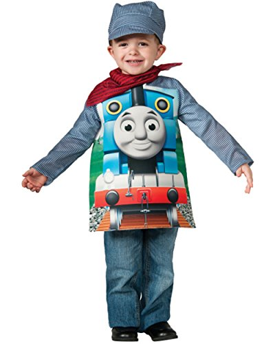 Rubies Thomas and Friends: Deluxe Thomas The Tank Engine and Engineer Costume