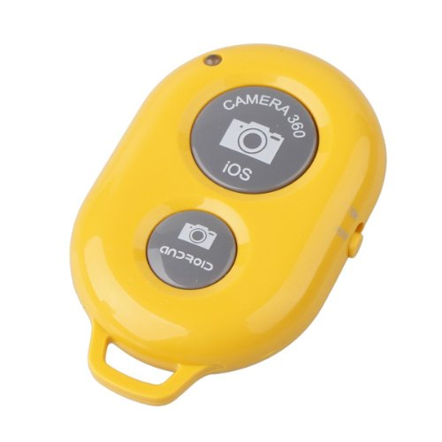 So Cool Mart Bluetooth Wireless Remote Control Camera Shutter Release Self Timer For Ios Android Smartphone Tablet Iphone 5 5S 5C 4S 4, Ipad 5 4 3 Ipad Air Mini, Sony Xperia, Htc New One And X, Samsung Galaxy S3 S4 S5 Note 1 2 3 Galaxay Tab 2 Note8 10.1,