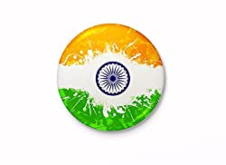 Indian National Flag - Badge