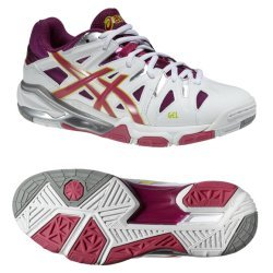 Asics Donna Gel-sensei 5 scarpe sportive bianco Size: EU 39