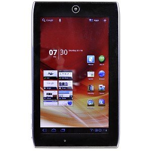 """Acer Iconia Tab A100 Tegra 2 Dual-Core 1GHz 8GB 7"""" Capacitive Touchscreen Tablet Android 3.2 (Upgradable to 4.0)"""
