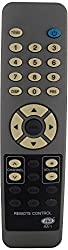 Sharp Plus ONIDA RA-1 CRT TV Remote (SP) (Grey)