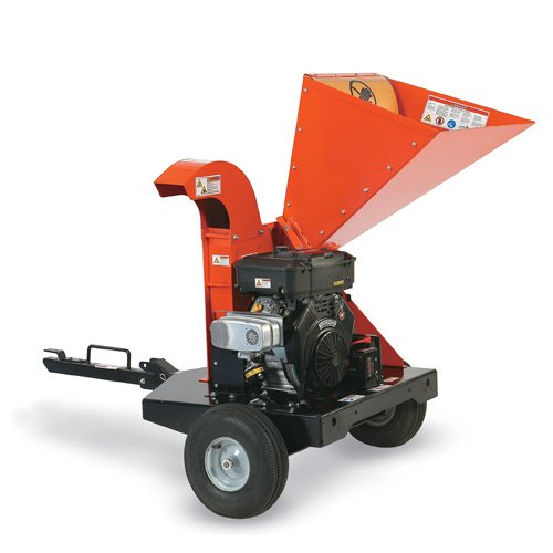 DR Rapid-Feed Wood Chipper 30.00 FPT Electric Start Pro-XL