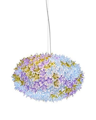 Kartell Lampada A Sospensione Bloom S1 Lavanda