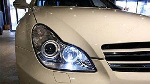 SMD LED Standlicht Beleuchtung passend für VW Golf IV V VI Passat 3C B6 B5 Scirocco III 3 Polo 6R 9N Xenon Weiß Can-Bus Fehlerfrei